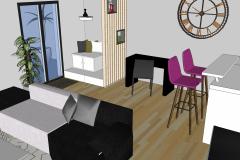3D-entrée-maison Draveil