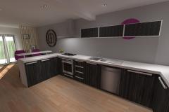 3D Cuisine maison Draveil