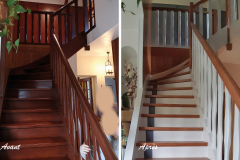 AA- espace escalier / DRAVEIL
